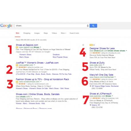 Google reklaminės kampanijos sukūrimas