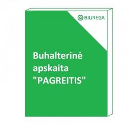 """Įmonės buhalterinės apskaitos paslaugų paketas """"PAGREITIS"""""""