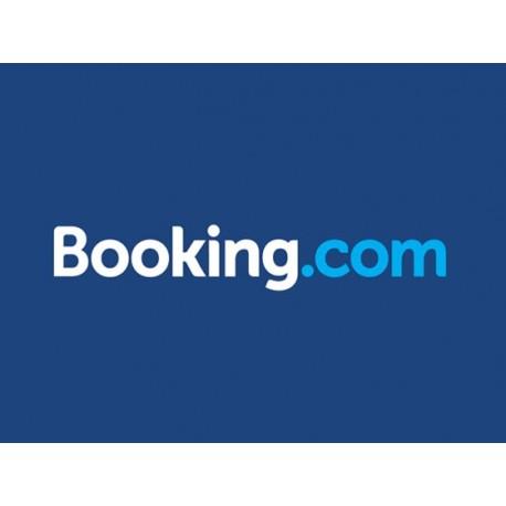 Registravimas booking.com svetainėje