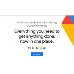 Google Workspace (G Suite)...